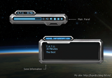 SPatur for winamp by lypnjtu