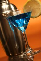 blue cocktail by KulaXX