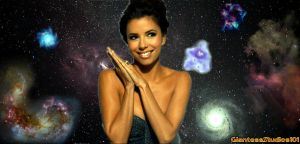 Giantess Eva Longoria Which One First by GiantessStudios101