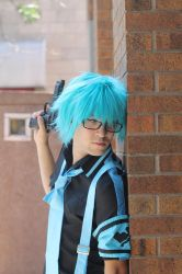 Love Is War Mikuo 02 by KyuProduction