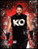 Kevin Owens by ThexRealxBanks
