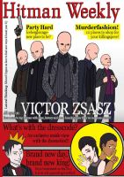 Hitman Weekly: All eyes on: VICTOR ZSASZ by LauraFMeis