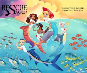 Rescue Sirens Poster by alohalilo