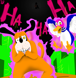 Let's Paint Duck Hunt by Carbonated-James
