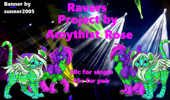 Ravers by dragona-star08