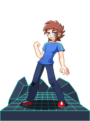 Ivoanimations Sprite Diorama by ScepterDPinoy