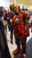 Iron Man by EgonEagle