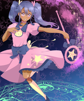Mitra - Magical Girl Alliance Contest Entry by yunyunmaru