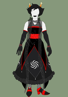 Fancytier Kanaya by TheMockingCrows