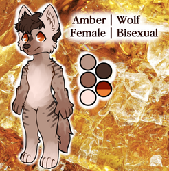 [REDESIGN] [REFERENCE] Amber! by Lepedi