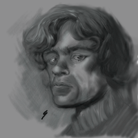 Tyrion Lannister by MGuevara
