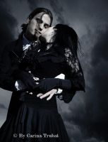 A gothic romance by CarinaFilth