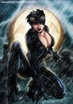 Catwoman by diabolumberto