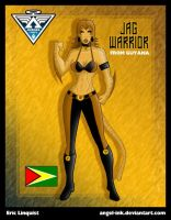 From Guyana: JAG WARRIOR by EricLinquist
