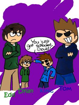 Eddsworld, the 2nd generation? by cheezyme123