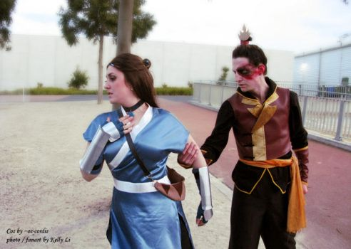Don't Go - Cosplay ver. by kelly1412