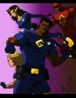 Gilead and Crew by Chizel-Man