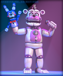 Funtime Freddy by EverythingAnimations
