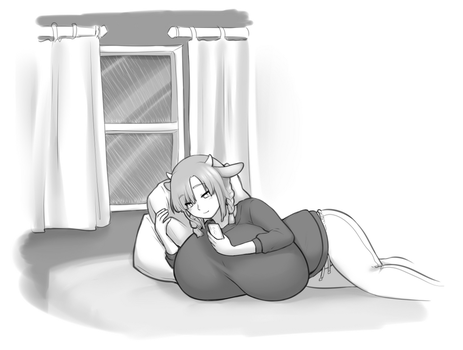 A day of rest by Cowszers