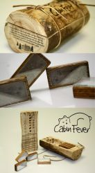 Cabin Fever Dominoes by JCill