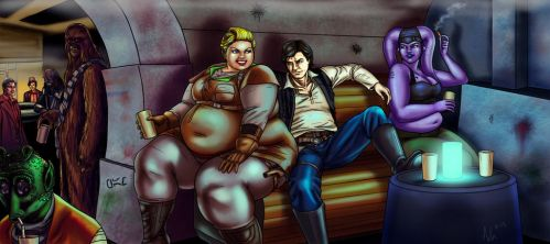After a Scoundrel's Heart by Ray-Norr