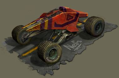 Nod buggy by kordal
