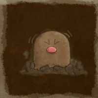 Digglet by sntgrjs