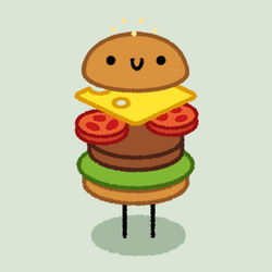 Burger Buddy by Sprits