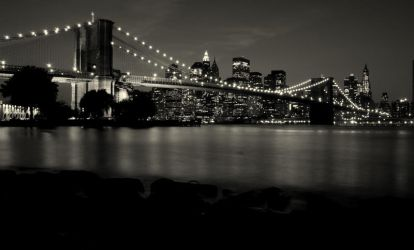 brooklyn bridge by ganima