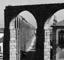 Aqueduct by UdoChristmann