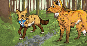 iscribble collab by thelunacy-fringe