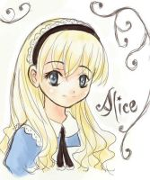 Alice by pei