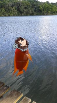 Probably a unseen rare fish by steelguy12