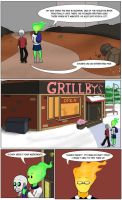 Undertale Green Page 13 by FlamingReaperComic
