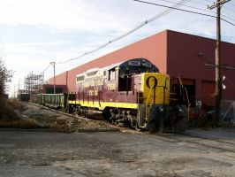 OHCR 7591 At Steel Door by LDLAWRENCE