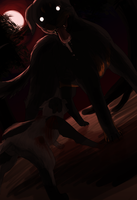 Swiftpaw's Last Stand by Shatterwing123