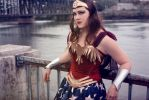 Her City - Wonder Woman by TEMPERATE-SAGE