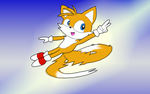 Tails by Meowstic-45