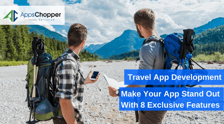 Travel App Development: Make Your App Stand Out Wi by tonyclark01