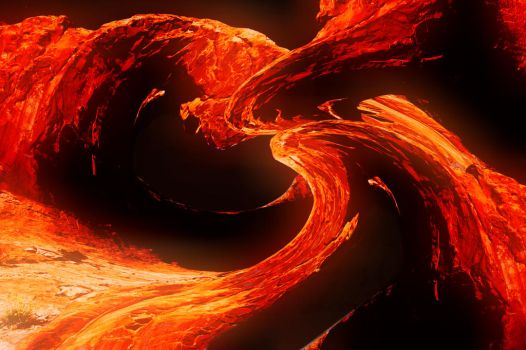 lava by priesteres-stock