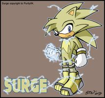Surge by TheStiv