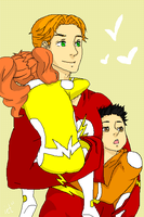 Flash Family by Nyet-iet