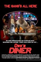 Dex's Diner movie poster by EJTangonan