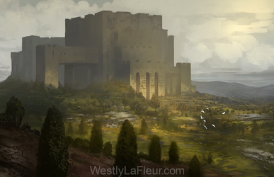 Gull's Keep by WestlyLaFleur