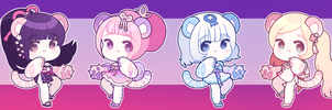 $22.50 Tora Tiger Adopts: CLOSED by MyuHime