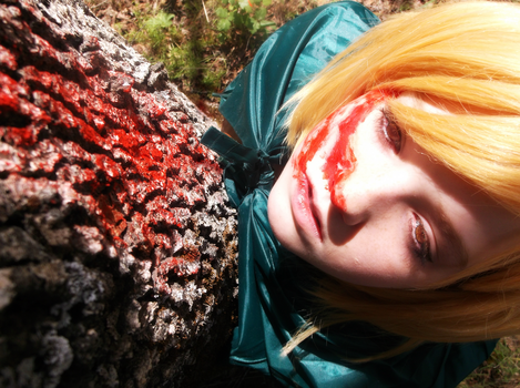 Petra Ral Attack On Titan by TemeCosplayers