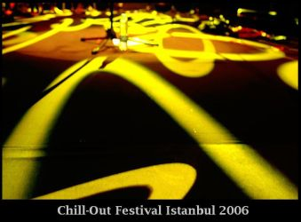 Chill-Out Festival Istanbul by BambeeCey