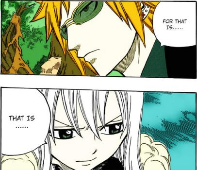 Fairy Tail: Loki and Aries by dying-puppet