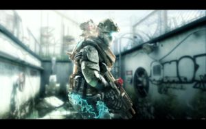 Ghost Recon Future Soldier wp by igotgame1075