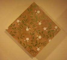 Floral Wall Art - Left by erin-c-1978